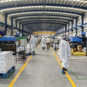 Visit the new phase of TebPlastic Holding Factory (1)