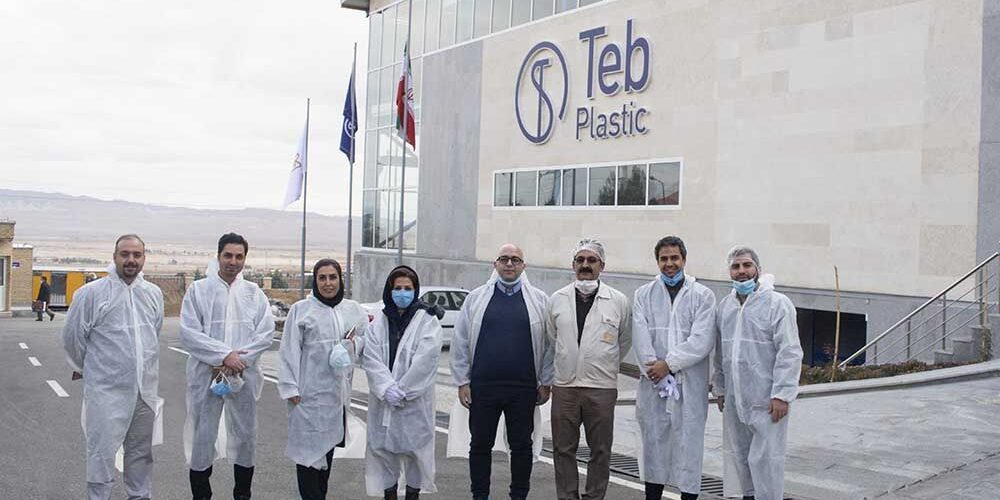 Visit the new phase of TebPlastic Holding Factory (4)