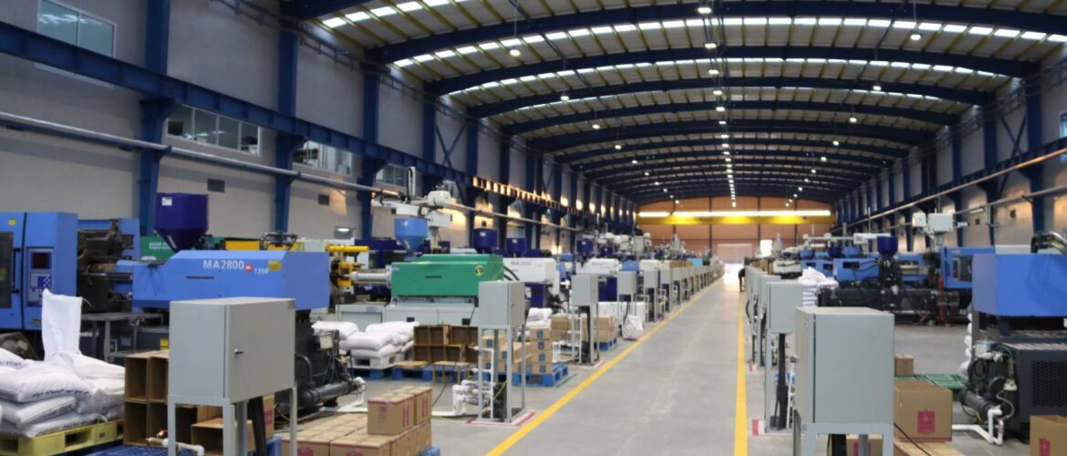 the new phase of Plastic Medicine Holding Factory (7)